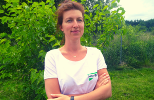 And now everyone will come up here and say something about themselves - the interview with Natalia Piechota